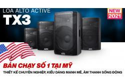 Loa Alto Active TX3 - liền công suất bán chạy số 1 tại Mỹ xuất hiện