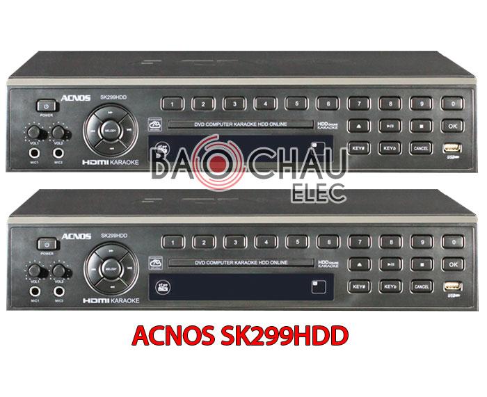 ACNOS SK299HDD