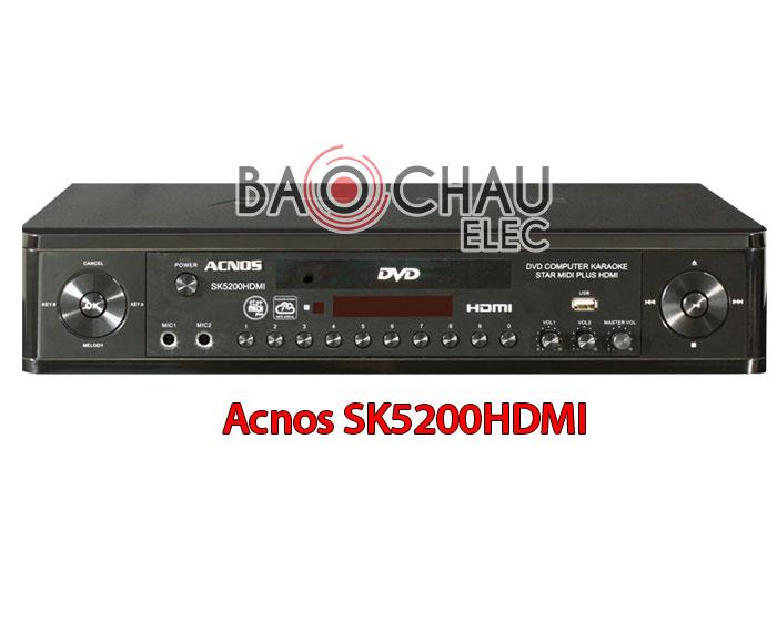 Acnos SK5200HDMI