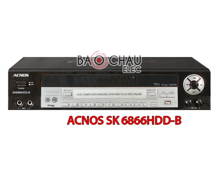 ACNOS SK6866HDD-B