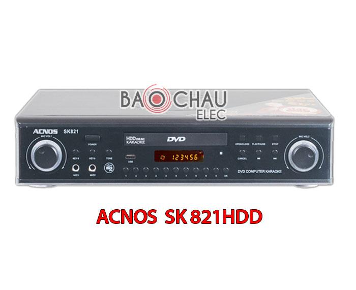 ACNOS SK 821 HDD