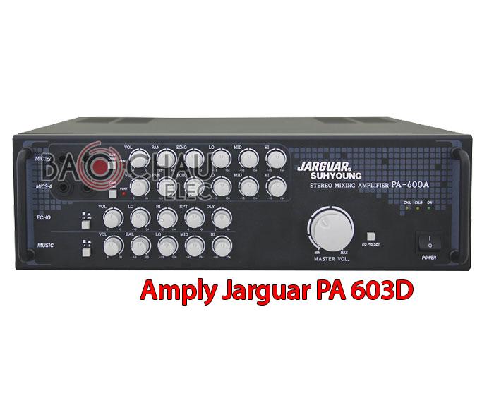 Amply Jarguar PA 603D