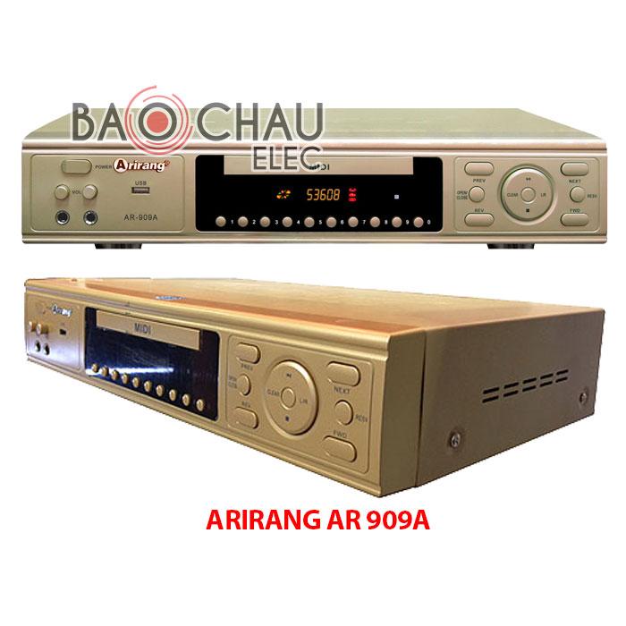 Đầu karaoke Arirang AR 909A