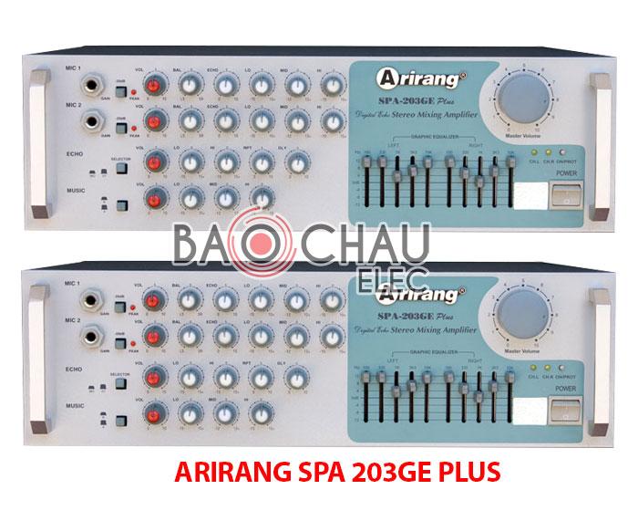 Amply Arirang SPA 203GE Plus