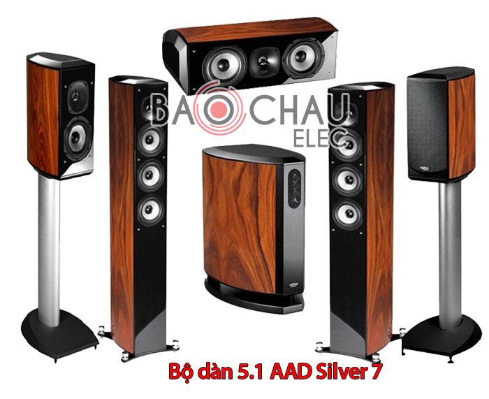 Bộ dàn 5.1 AAD Silver 7