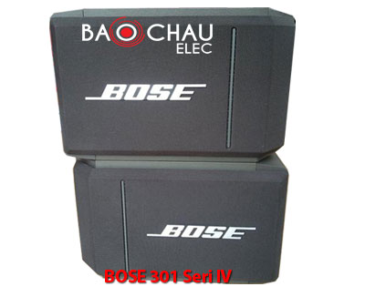 BOSE-301-Seri-IV