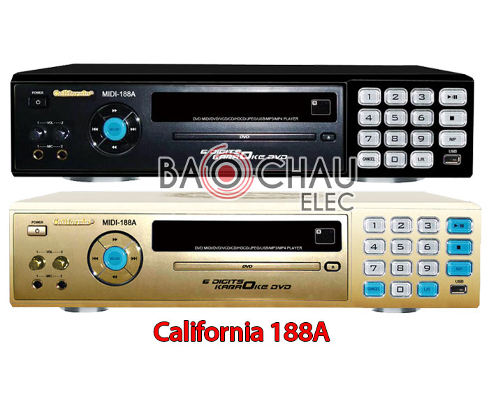 California 188A