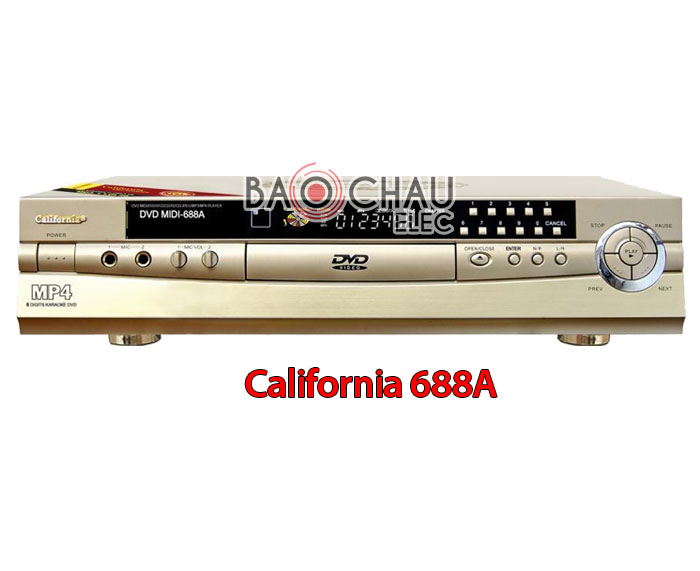 California 688A