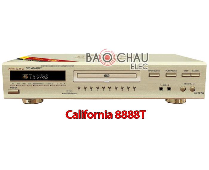 California 8888T
