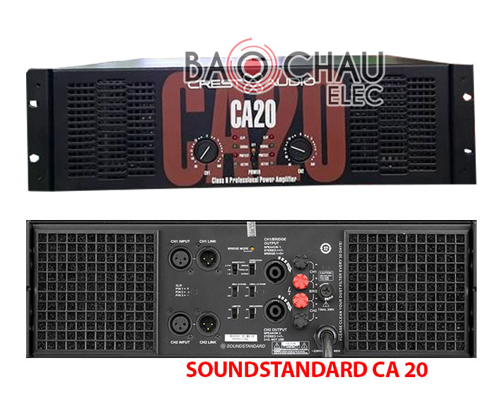 Crest-Audio-CA20-SOUNDSTANDARD-CA20