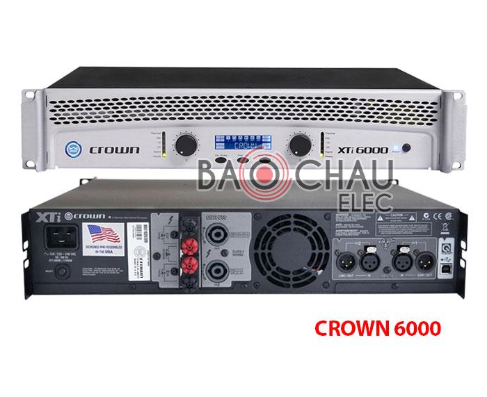 Cục đẩy Crown 6000