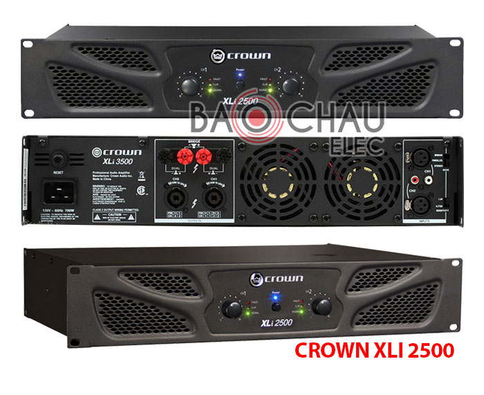 CROWN-XLI-2500