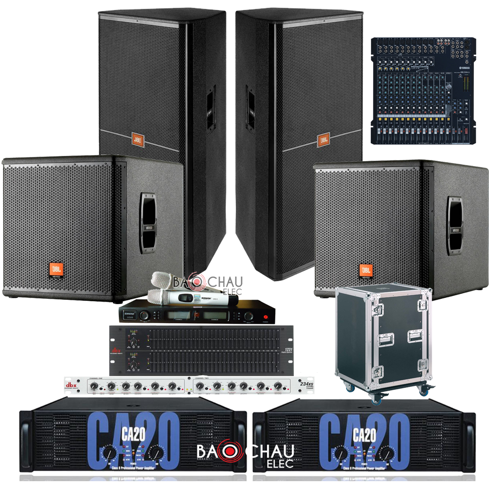 Xem thêm những thiết bị âm thanh sân khấu giá rẻ tại Bảo Châu Elec