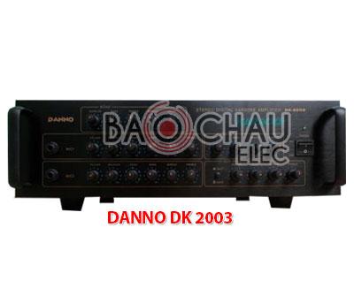 DANNO DK 2003