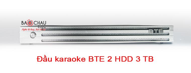 Dau BTE 2 HDD 3TB