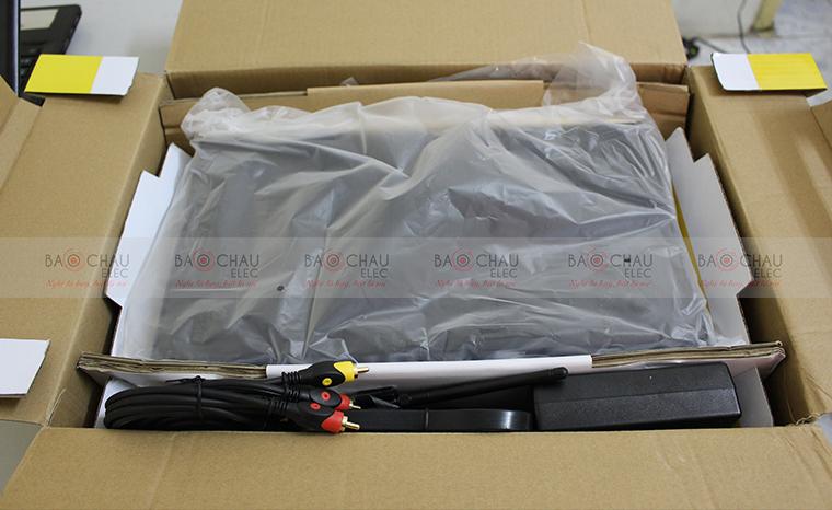Dau BTE S600 3TB - mo hop
