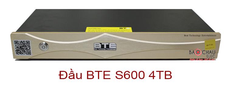 Dau BTE S600 4TB mini
