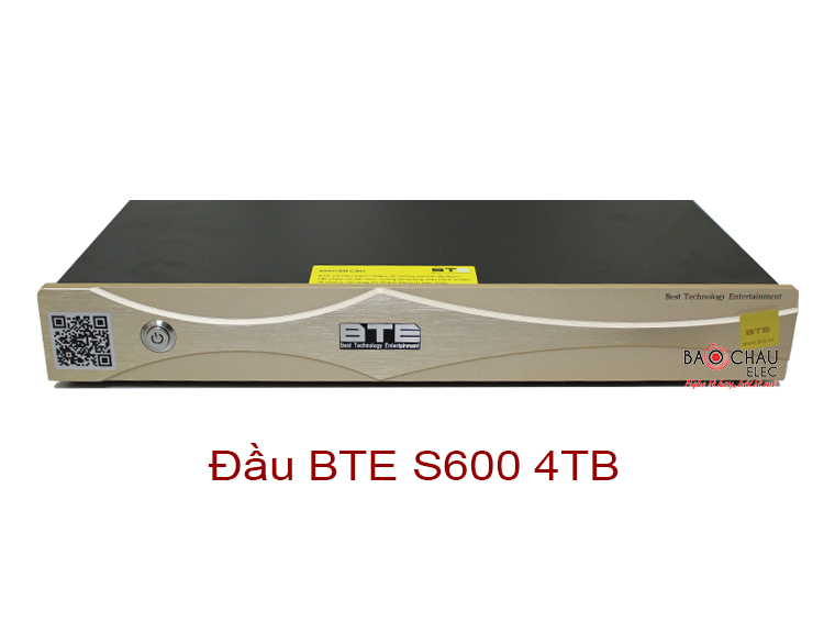 Đầu BTE S600 4TB (Gold)