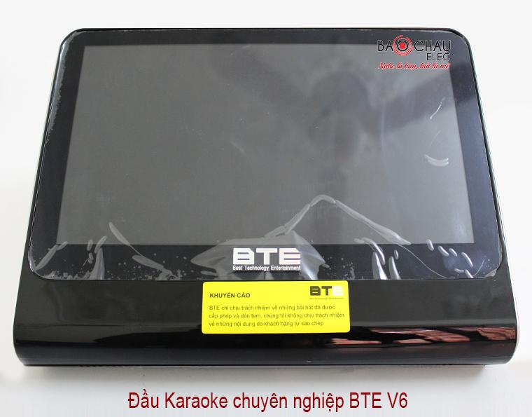 Dau karaoke BTE V6