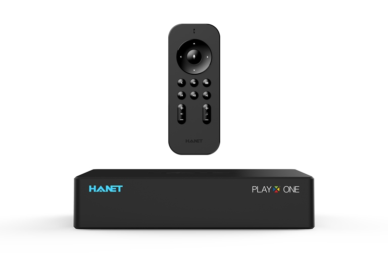 Đầu Hanet PlayX One 2TB