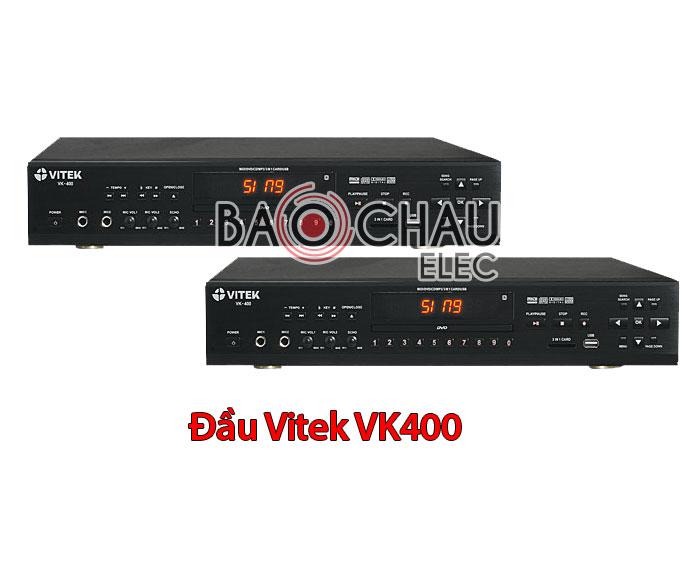 Đầu Vitek VK400