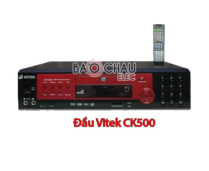 Đầu Vitek CK500