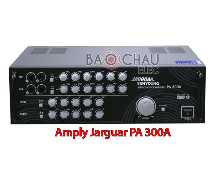 Jarguar PA 300A