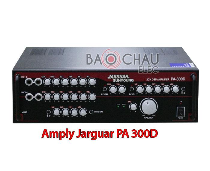 Jarguar PA 300D