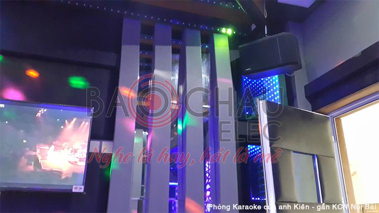 Karaoke anh Kien - Noi Bai 04