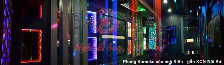 Karaoke anh Kien - Noi Bai 05