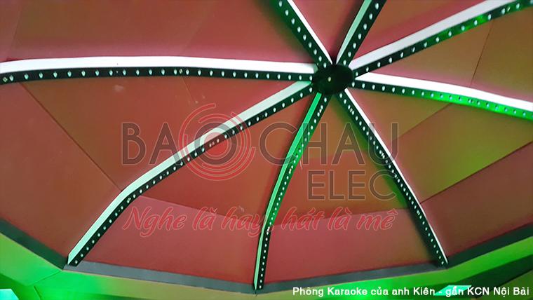 Karaoke anh Kien - Noi Bai 08