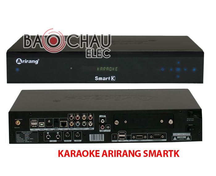 Đầu karaoke ARIRANG SMARTK