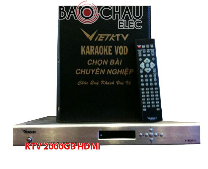 Đầu Việt KTV 2000G
