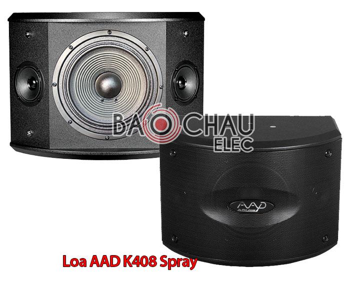 Loa AAD K408 Spray