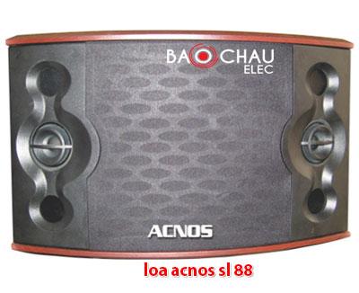 Loa ACNOS LS 88