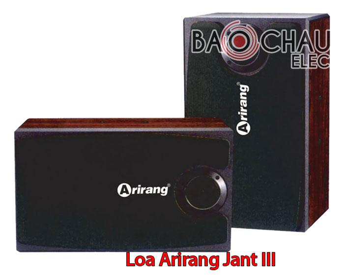 Loa Arirang Jant III