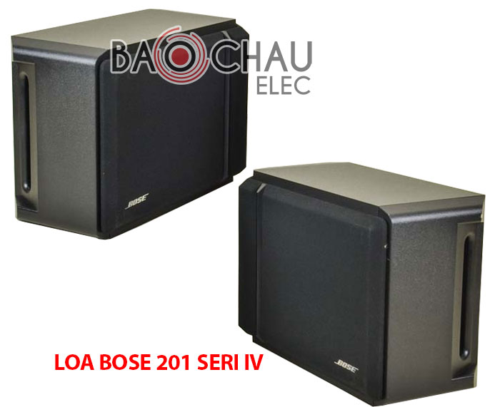 LOA BOSE 201 SERI IV