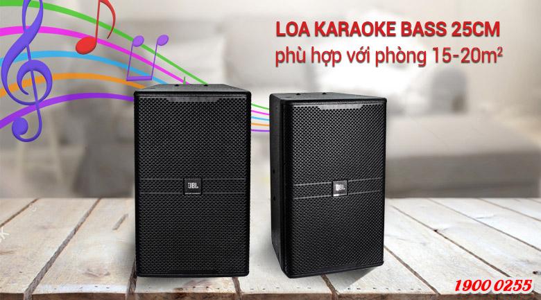 Loa karaoke cao cấp JBL KP4010