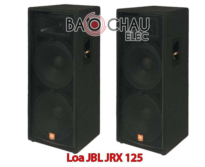 Loa JBL JRX 125 (Full đôi 4 tấc)