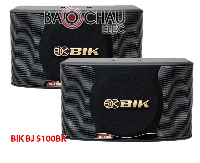 Loa karaoke Bik BJ S100BK
