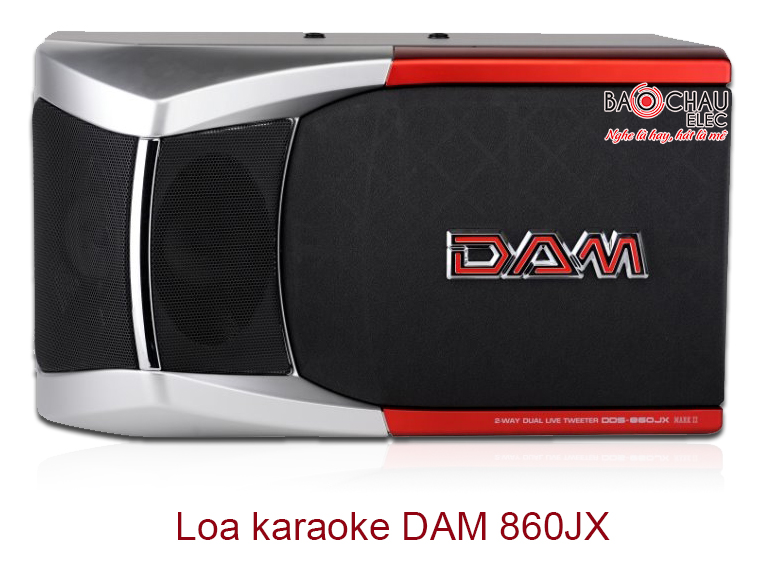 Loa DAM 860JX