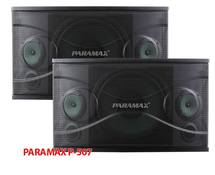 LOA PARAMAX P-507