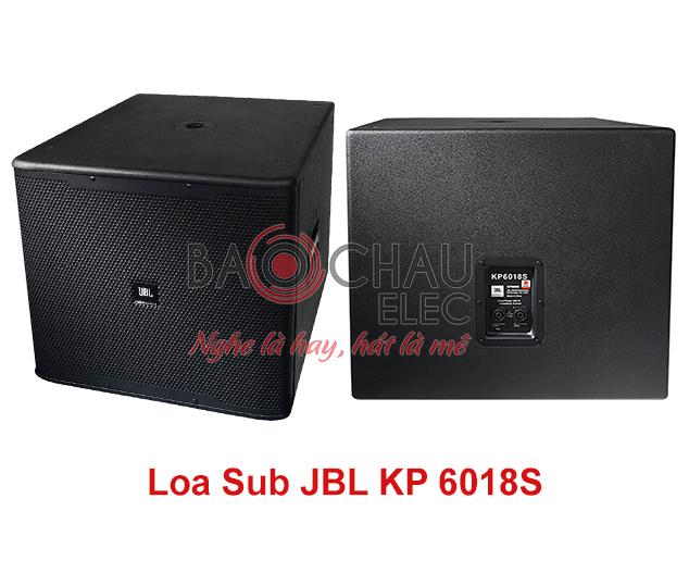 Loa hội trường Sub JBL KP 6018S