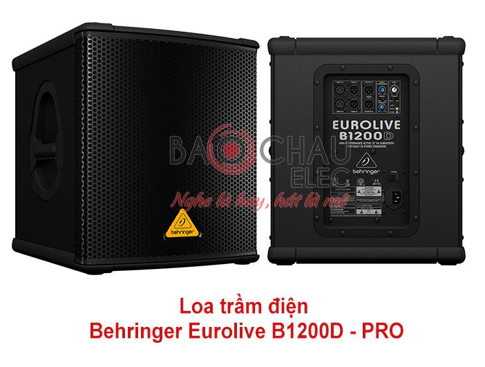Loa trầm điện Behringer Eurolive B1200D - PRO