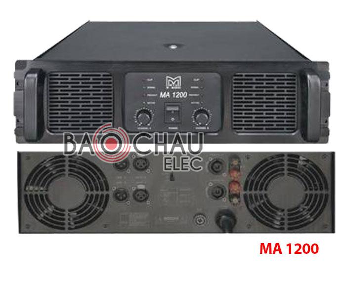 Cục đẩy MA 1200