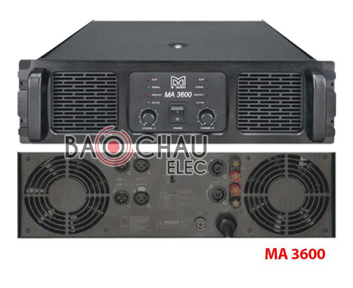 Cục đẩy MA 3600