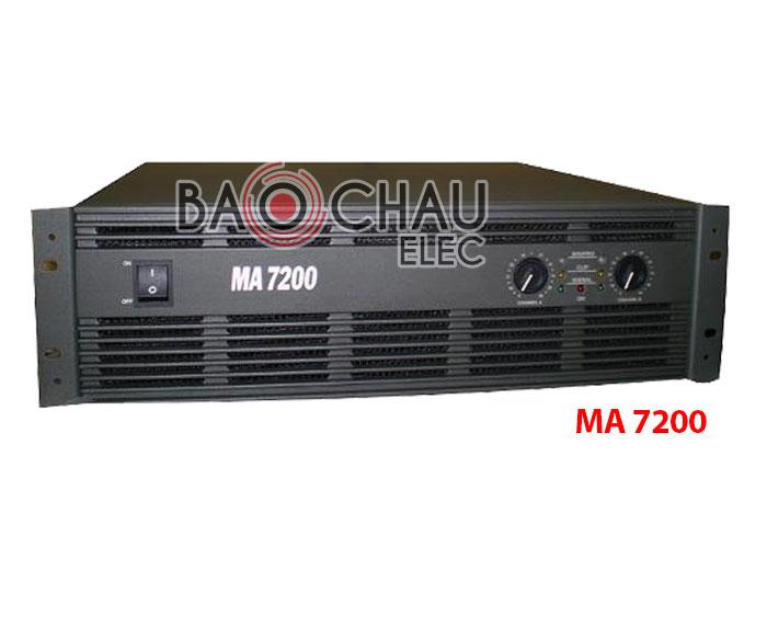 Cục đẩy MA 7200