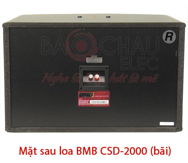 Mat sau loa BMB CSD-2000 (bai)