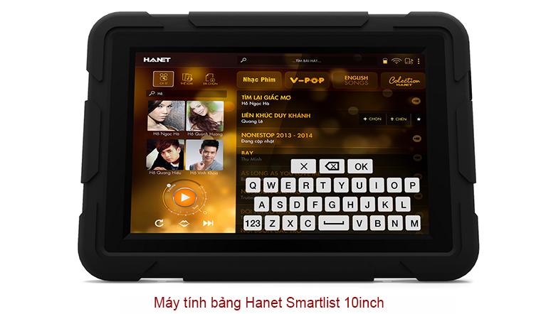 Máy tính bảng Hanet Smartlist 10inch