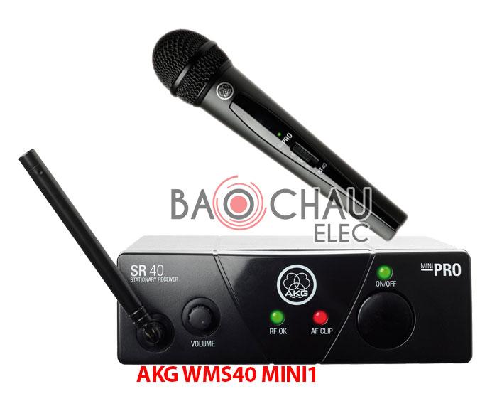 Micro AKG WMS40 MINI1